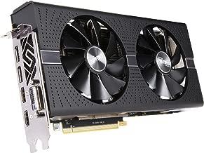 Sapphire Nitro+ Radeon RX 580 DirectX 12 100411NT+4G-2L 4GB 256-Bit GDDR5 CrossFireX ATX Video Card
