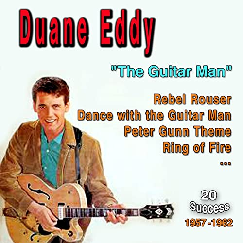 Amazon Music - デュアン・エディのDuane Eddy - Amazon.co.jp
