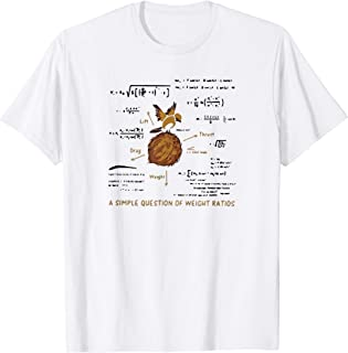 A simple question of weight ratios t-shirt T-Shirt