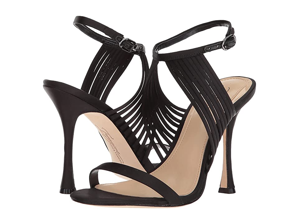 Imagine Vince Camuto Raim (Black Deluxe Satin) High Heels