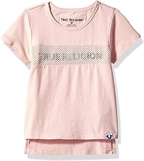 Baby Girls' Toddler Fashion Short Sleeve Tee Shirt