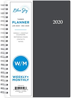 Best 2019 2020 weekly monthly planner Reviews