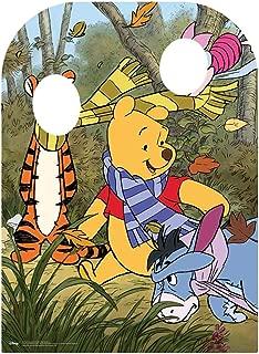dise/ño de Mickey Mouse y Sus Amigos 131 x 95 x 131 cm Disney Tabla de cart/ón Infantil