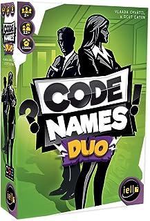 IELLO Codenames Duo, 51472, meerkleurig