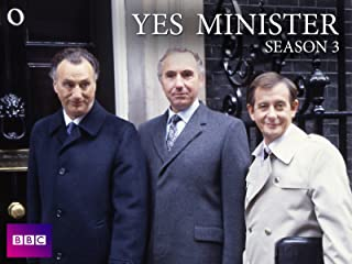 Yes, Minister Season 3