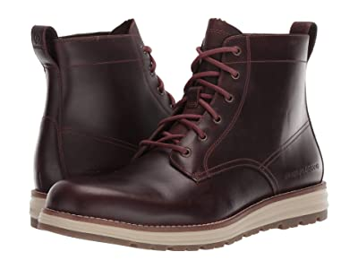 Cole Haan Original Grand Boot WP (Waterproof Chestnut Leather/Hawthorn/Gum) Men