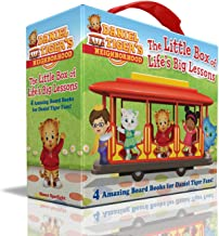 The Little Box of Life's Big Lessons: Daniel Learns to Share; Friends Help Each Other; Thank You Day; Daniel Plays at School (Daniel Tiger's Neighborhood)