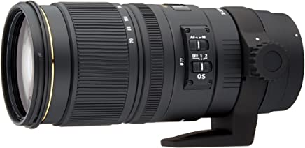 Sigma 70-200mm f/2.8 APO EX DG HSM OS FLD Large Aperture Telephoto Zoom Lens for Sigma Digital DSLR Camera