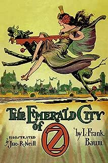 ArtParisienne The Emerald City of Oz John R. Neill 12x18 Poster Semi-Gloss Heavy Stock Paper Print