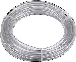 Meister PVC-slang glashelder - 6 m x 10 mm - Zonder weefselinleg - Voor het doorvoeren van lucht en vloeistoffen - Voor dr...