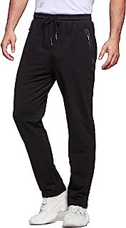 Tansozer Pantaloni Sportivi Uomo con Elastico in Vita