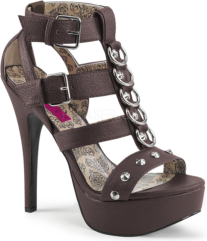 Pleaser kvinnor kvinnor kvinnor TEEZE -42W  BNPU Sandal  fabriksförsäljning