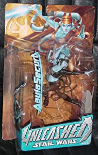 Star Wars Unleashed Aayla Secura Action Figure