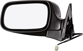 OE Replacement Subaru Forester Driver Side Mirror Outside Rear View (Partslink Number SU1320110)
