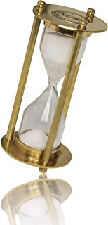 3 Minute Hourglass Sand Timer Clock With Sparkling White Sand 4