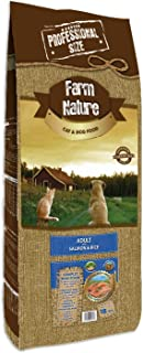 Farm Nature Pienso seco para Perros. FN Salmón con Arroz -