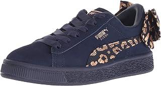PUMA Suede Bow Kids Sneaker