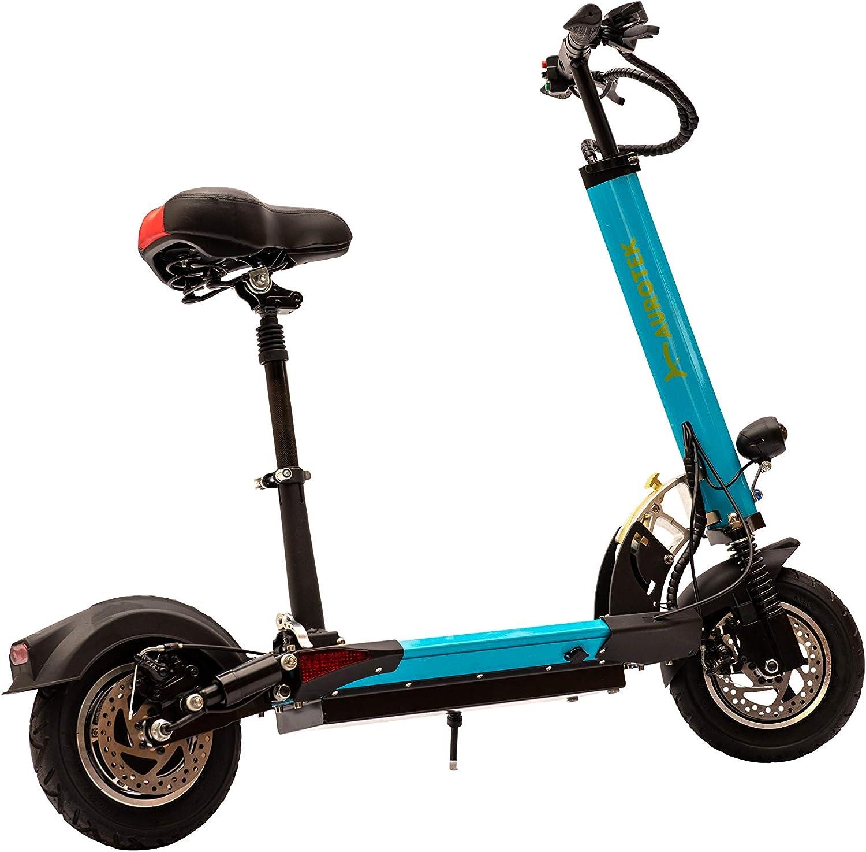 Aurotek Seat Plus Asiento Patinete Electrico Compatible con ...