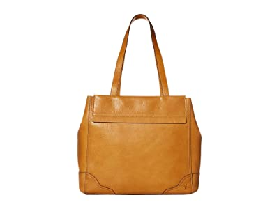 Frye Charlie Carryall Tote (Sunflower) Handbags