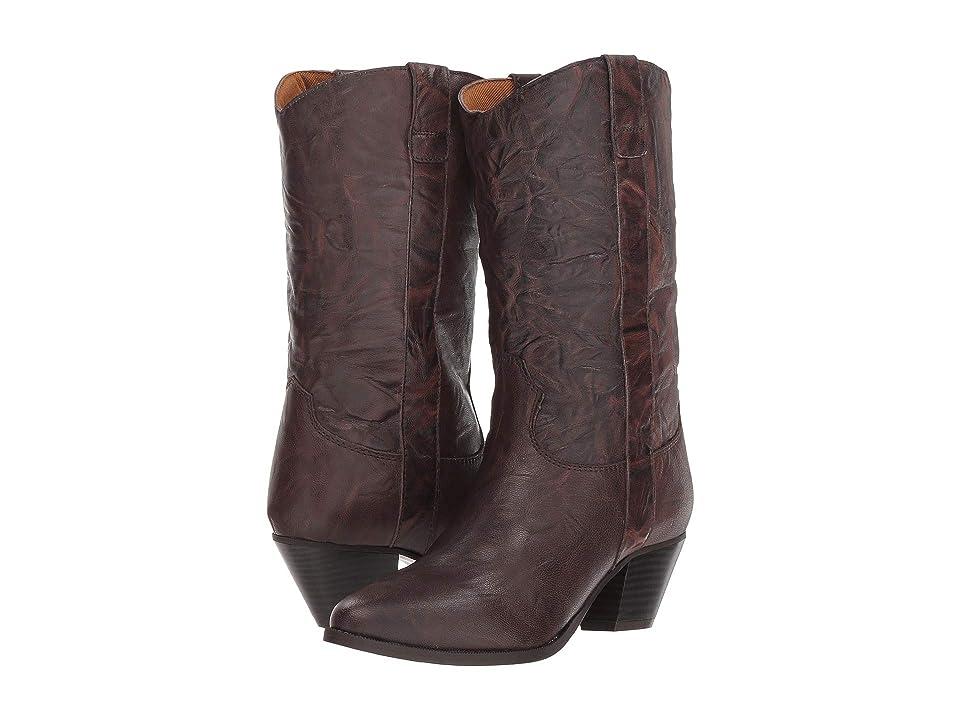 Dingo Tina (Brown) Cowboy Boots