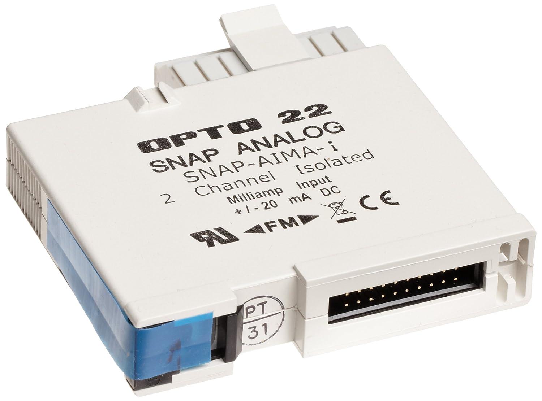Opto 22 SNAP-AIMA-i Superlatite - SNAP Analog Isolated trust Module 2 Input Chann