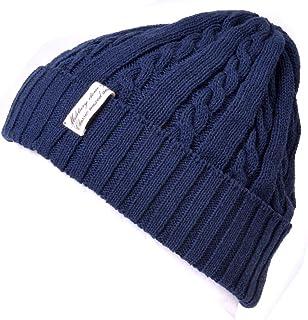 CHARM FUROFU ニット帽 [ フリーサイズ / 全6色展開 ] ケーブル ビーニー ワッチ 帽子