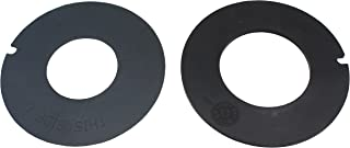 WeHope replacement 385311462 385316140 RV Toilet Bowl Seal Kit for Dometic/Sealand/VacuFlush toilets replace 210,510,510H,910,911,2010,2011/506+, 510+, 511 H,and other models-2pk.