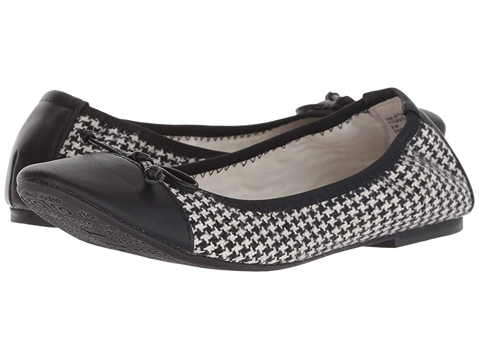 Rialto Sunnyside II (Black/White Multi) Women