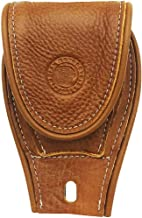 Indian Motorcycle Genuine Leather Tank Pouch - Desert Tan