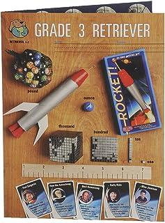 American Educational Knowledge Retriever 3rd Grade D'Nealian (12 Piece Set)