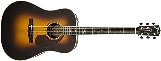 Fender Paramount PM-1 Deluxe Dreadnought - Vintage Sunburst