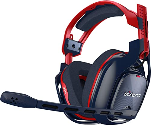 ASTRO Gaming A40 TR-X Edition Casque Gamer, 4ème génération, ASTRO Audio V2, Dolby ATMOS, 3,5mm Audio Jack compatible...