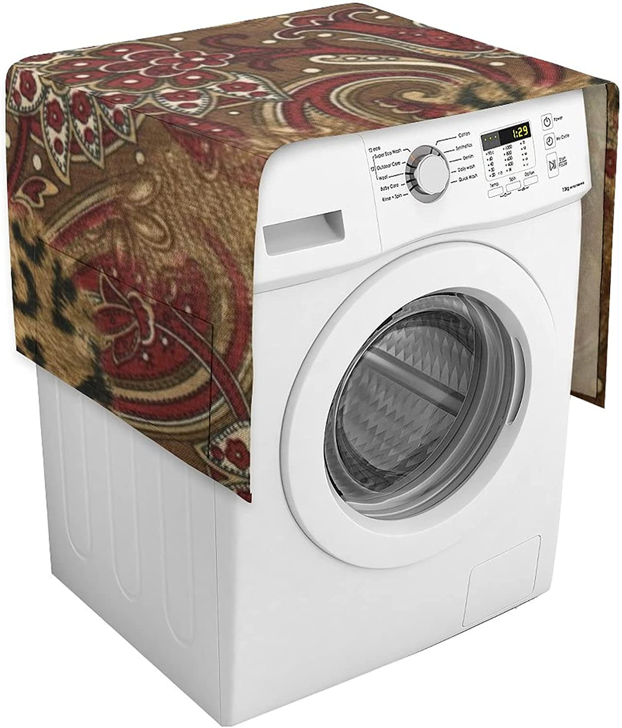 Multi-Purpose Washing Machine Covers Washer Finally resale start Appliance Popular overseas Protector