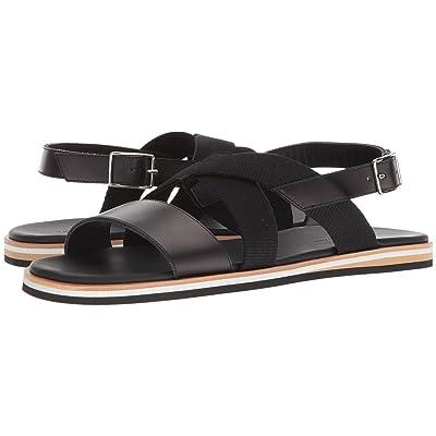 WANT Les Essentiels Jobim Sandal (Black Cord/Black) Men