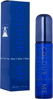 Colour Me Blue Gift Set 1.7oz (50ml) EDT Spray + 0.3oz (10ml) Roll-on Perfume