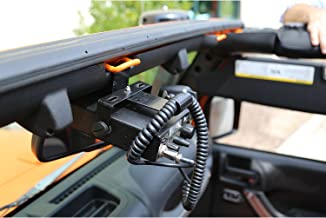 Best jeep wrangler cb mounting locations Reviews