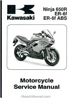 2009 ninja 650r service manual