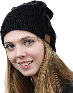 NYFASHION101 Unisex Comfort & Warm Knitted Daily Beanie Hat