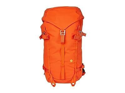 Fjallraven Bergtagen 30 (Hokkaido Orange) Backpack Bags