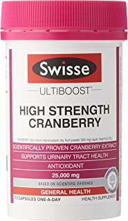 Swisse Ultivite Concentrated Cranberry, 110ct