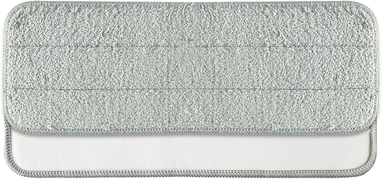 WANGXUE Trapos de trapeadores Trapos para Xiaomi MIJIA DEERMA TB800 / TB500 Agua Spray MOP 360 Cabeza de Limpieza giratoria Fibra de Carbono Paño de Limpieza