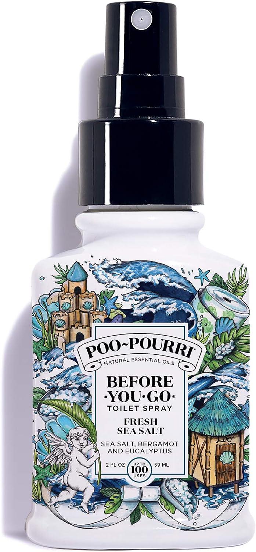 Los Angeles Mall Poo-Pourri Before-You- go Toilet Spray Oz Fresh Sea 2 Salt Max 83% OFF