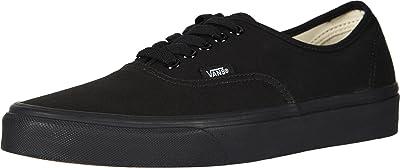 Vans Authentic Core Classics (Black/Black) Skate Shoes