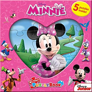 Disney Minnie My First Puzzle Book