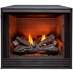 Duluth Forge PC36VFC Universal Ventless Firebox, 36 Inch