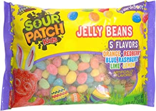 Sour Patch Kids Easter Candy Sour Jelly Beans, 13 oz. ( 3 pack )
