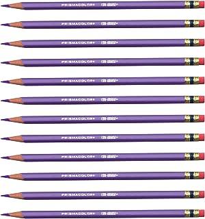 Prismacolor Col-Erase Erasable Colored Pencil PURPLE Set/12