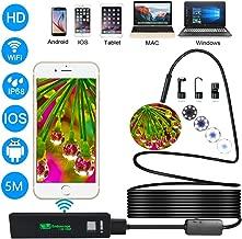 Best wifi endoscope hd1200p Reviews