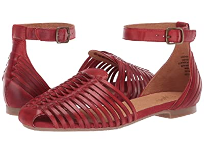 Seychelles Bits N Pieces (Red Leather) Women