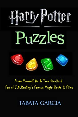 Harry Potter Puzzle Book: Prove Yourself As A True Die-Hard Fan of J.K.Rowling's Famous Magic Books & Films